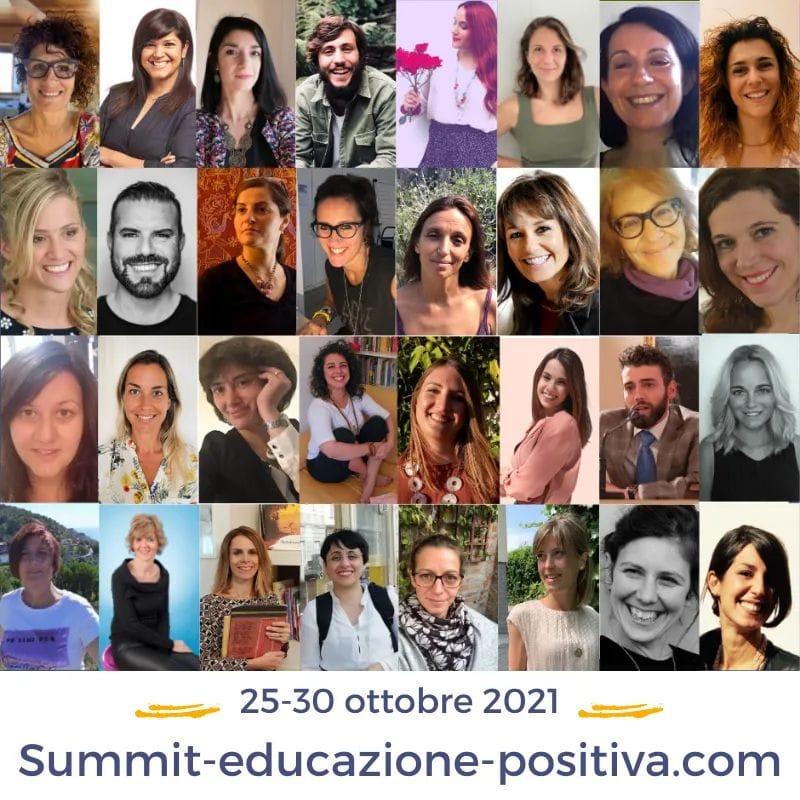 Summit Educazione Positiva