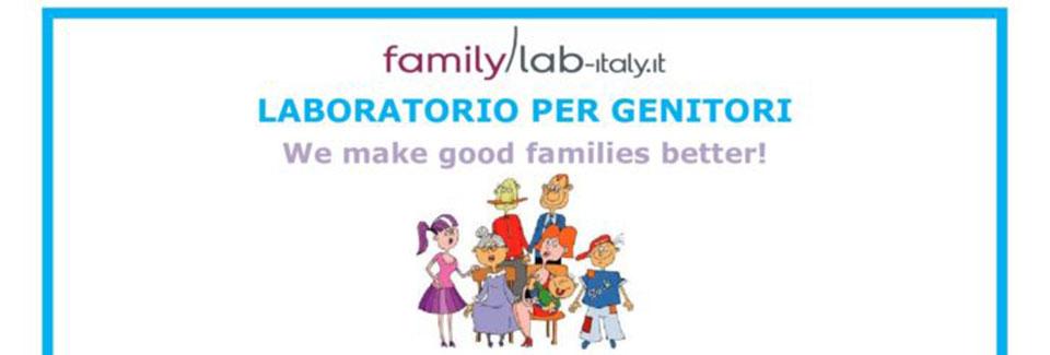 Laboratorio per genitori a Trento Nuovo Appuntamento 5 Ottobre