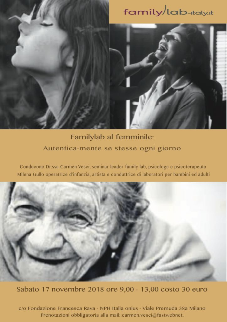 Milano, Familylab al Femminile