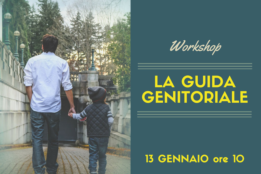 Workshop La guida genitoriale